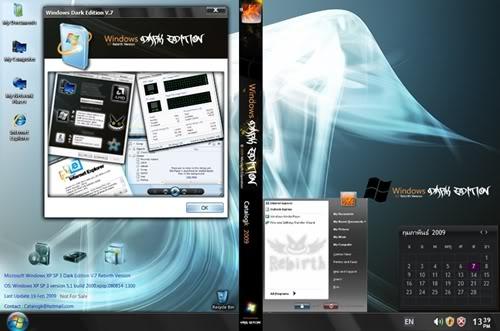 windows xp sp3 iso bootable